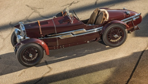 1934 MG NE Supercharged Recreation