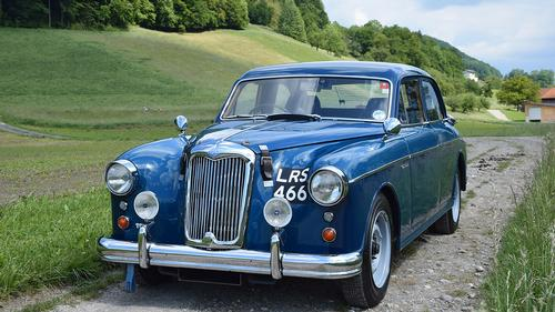 1958 Riley Two Point Six