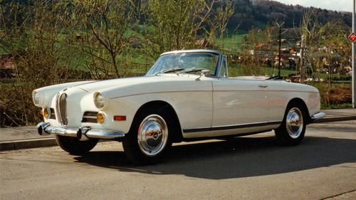 1960 BMW 503 Cabriolet Serie II