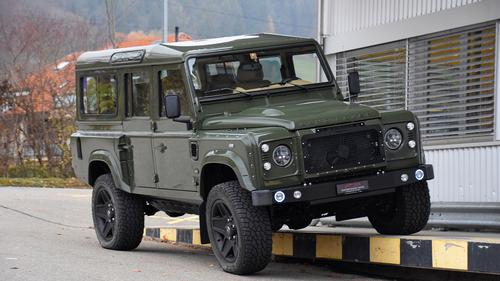 2013 Land Rover Defender Wide Track