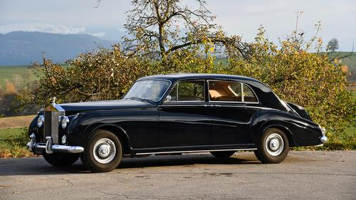 1961 Rolls-Royce Phantom V by James Young