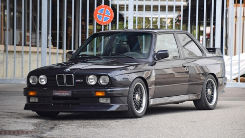 1989 BMW M3 Cecotto