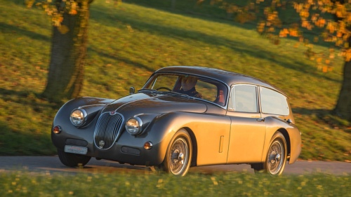 1959 Jaguar XK 150 Estate