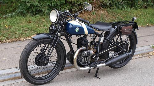 1933 Puch 250 Sport