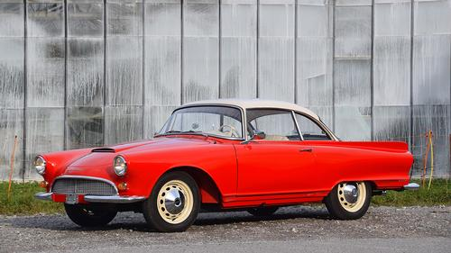 1962 DKW 1000 SP Coupe