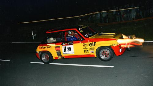 1982 Renault 5 Turbo 1 Gruppe 4
