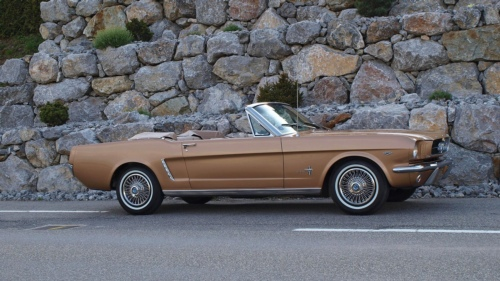 1965 Ford Mustang 260 Convertible